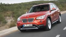 2013 BMW X1 (BMW)