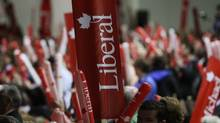 The contest for the next Liberal party president will be decided by 2,500 party delegates who will gather in Ottawa from Jan. 13-15. (Jonathan Hayward/Jonathan Hayward/The Canadian Press)