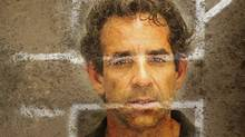 Anthony Bosch in a booking photo provided by the Miami-Dade Police Department. (Photo illustration/The Globe and Mail. Photo: AP)