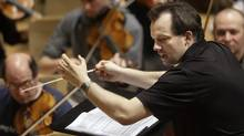 The Boston Symphony Orchestra is lead by music director Andris Nelsons. (Steven Senne/AP file)