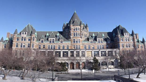 A Montreal Castle Fit For A Software King