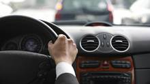 Using a car owned or leased by your employer begins to make sense if you're driving the vehicle mostly for business purposes (say, over 70 per cent of the time). (iStockphoto)