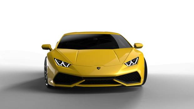In Pictures Latest Lamborghini designed for speed  The Globe and