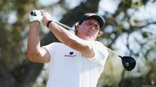 Phil Mickelson prefers to play the week before the Masters to get into a competitive spirit. (Christian Petersen/Getty Images)
