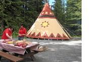 Sundance Lodge in Alberta's Kananaskis Country.