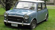 1973 Innocenti Mini Cooper (Bob English for The Globe and Mail)