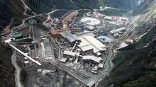 Freeport-McMoran's Grasberg operation in Indonesia's Papua province. (REUTERS/REUTERS)