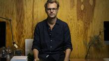 Geoffrey Farmer first learned of the Venice Biennale at Emily Carr University. (John Lehmann/The Globe and Mail)