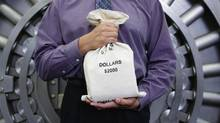 When financial institutions needed revenue and profit, they simply had their clients supply it. (Fuse/thinkstock)