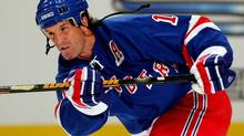 Brendan Shanahan, seen in this 2006 file photo, is retiring after 21 years in the NHL. (Jim McIsaac/2006 Getty Images)