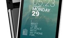 A look at a Fairphone prototype. (Fairphone)