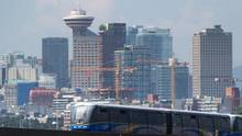 Vancouver's tech sector is lagging behind Seattle and San Francisco in terms of average wages and housing prices, according to a recent analysis. (DARRYL DYCK For The Globe and Mail)