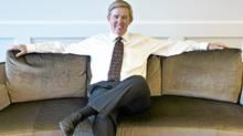 Bill McCaffrey, president and CEO of MEG Energy (Jeff McIntosh/THE CANADIAN PRESS)
