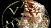 A Wiccan priest in the United States (BRIAN SNYDER/REUTERS)