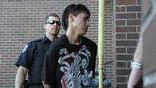 Adam Capay, shown in 2012, spent more than four years in solitary confinement, awaiting trial on a murder charge. (Jeff Labine/ tbnewswatch.com)