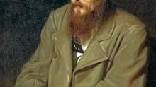 Portrait of the Writer Fyodor Dostoyevsky, by Vasily Perov, 1872