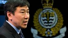 'We get so many calls and usually force is not needed,' Vancouver Chief Constable Jim Chu says. (Darryl Dyck/The Canadian Press)