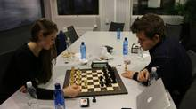 Queen's MBA Kate Murphy and chess champion Magnus Carlsen have joined forces to take his brand global.