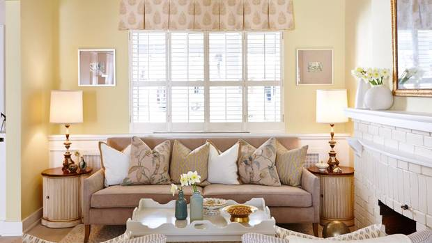 Sarah Richardson Big Style For A Small Home The Globe