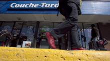 Couche-Tard has averaged a 19 (CHRISTINNE MUSCHI/REUTERS)