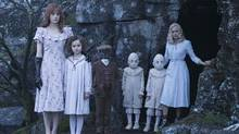 Miss Peregrine's Home for Peculiar Childreis directed by Tim Burton and written by Jane Goldman. (Jay Maidment)