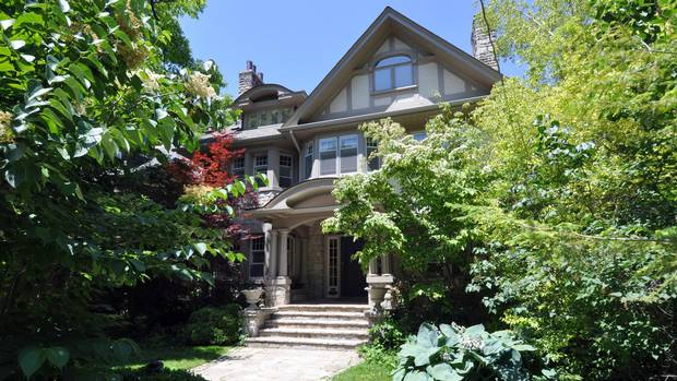 Price Drop Leads To Sale Of Heritage House In Rosedale The Globe And