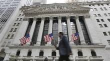 Two heavyweight Wall Street strategists have unwittingly squared off with wildly different market forecasts. (Richard Drew/AP)