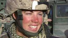 Captain Nichola Goddard was killed during combat in Afghanistan in May 2006. (CTV)