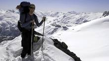 A guided trip on the Spearhead Traverse costs $545 with Whistler Alpine Guides Bureau (Darryl Leniuk for The Globe and Mail/Darryl Leniuk for The Globe and Mail)
