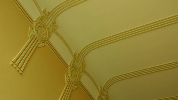 Do Ceiling Plaster Artists Still Exist The Globe And Mail