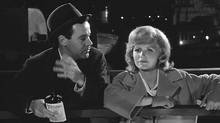(Jack Lemmon and Lee Remick in Days of Wine and Roses.)