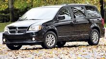 Dodge Grand Caravan (Chrysler/Chrysler)