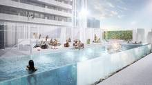 150 Redpath, by Capital Developments and Freed Developments, will have an outdoor infinity pool.