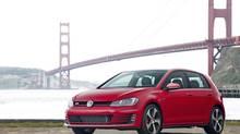 2015 Golf GTI (Volkswagen)