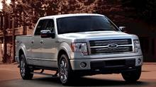 2010 Ford F-150 (Ford)