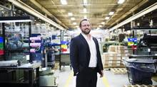 Flavio Volpe, president of Automotive Parts Manufacturers Association, says two key areas of Canada's auto-parts industry will receive less protection than expected. (Michelle Siu/The Globe and Mail)