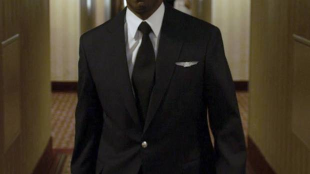 "Denzel Washington for ""Flight"" (Paramount Pictures)"