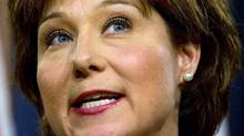 Construction of the Evergreen Line is now under way, despite Premier Christy Clark's missteps. The target date for the start of service is the summer of 2016. (Darryl Dyck/The Canadian Press/Darryl Dyck/The Canadian Press)