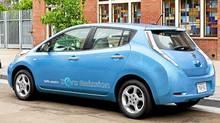 2011 Nissan Leaf. (Nissan)