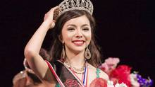 Miss World Canada 2015 Anastasia Lin from Toronto. (Sabrina Liu/Miss World Canada)
