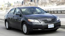 2007 Toyota Camry LE (Toyota)