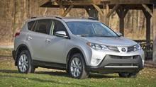 2013 Toyota RAV4 (Toyota)