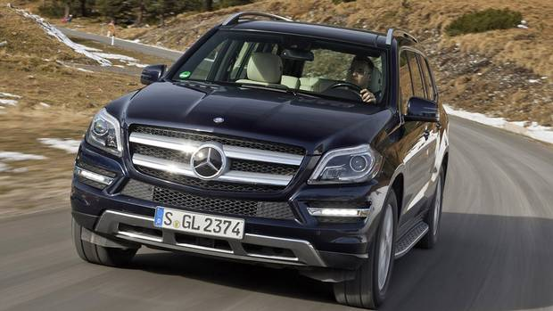 Should this mom go for luxury or value in a big family for 2007 mercedes benz gl450 recalls