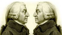 Adam Smith is considered the founding father of modern economics.