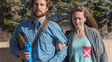 David Stephan and his wife Collet Stephan arrive at court on March 10, 2016, in Lethbridge, Alberta. (David Rossiter/The Canadian Press)