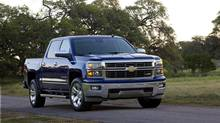 GM's new rigs start rolling into showrooms this June. (General Motors)