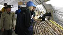 Quest Rare Minerals of Montreal has exploration projects in Quebec, Ontario and New Brunswick