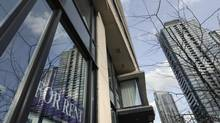 Toronto's condo market has long been a concern for policy makers in Ottawa. (Fred Lum/The Globe and Mail)