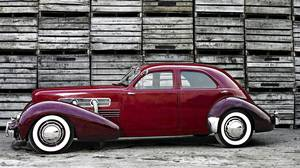 1937 Cord Westchester owned by Bill McLaughlin.