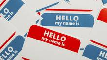 Naming your company does require a great deal of thought and planning. Leverage the resources available online but keep in mind these three tips to make sure you have a solid framework from which to start. (miflippo/Getty Images/iStockphoto)